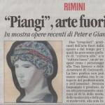 Peter Gazzola - Corriere Romagna - Sabato 9 Aprile 2011_HR