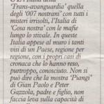 Peter Gazzola - Il Resto del Carlino - Domenica 17 Aprile 2011_HR