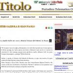 Peter Gazzola - Il_Titolo-  Aprile 2011_HR