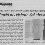 Peter Gazzola - La Voce di Romagna - Domenica 27 Settembre 2009_HR