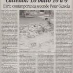 Peter Gazzola - La Voce di Romagna - Domenica 28 settembre 2008_HR