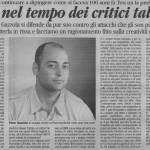 Peter Gazzola - La Voce di Romagna - Venerdi 10 ottobre 2008_HR