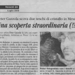Peter Gazzola - La Voce di Romagna - Venerdi 24 Luglio 2009_HR