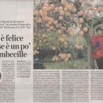 Peter Gazzola - La Voce di Romagna -giovedi' 22 dicembre 2011_