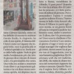 Peter Gazzola - La Voce di Romagna - sabato 17 dicembre 2011_HR